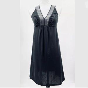 New STILE BENETTON Sleeveless V-Neck Stretch Dress